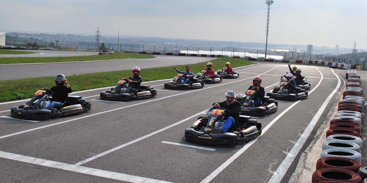 Genç PESİAD Go-Kart Turnuvası