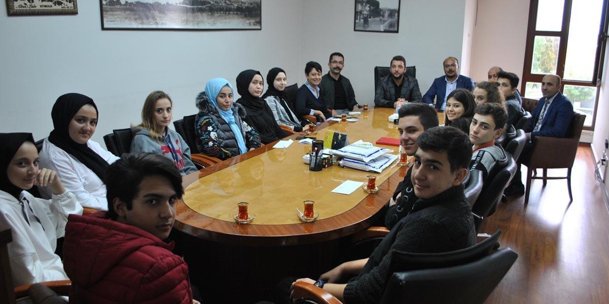 İkbal Koleji Girişimcilik Koleji Ziyareti-1