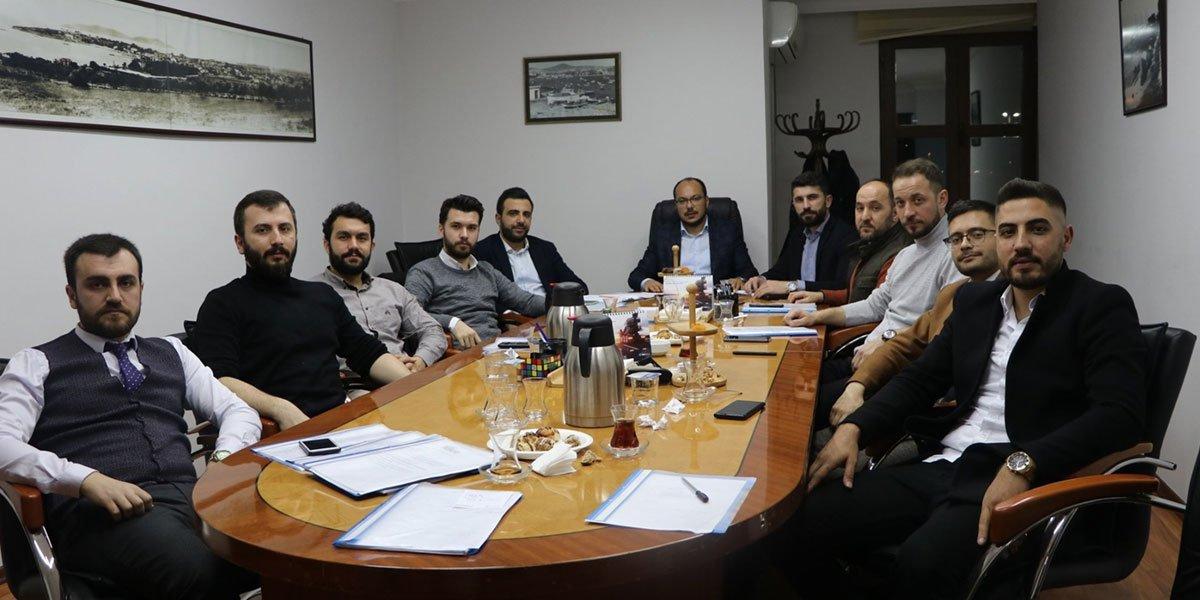 Haftalık Olağan Yönetim Kurulu Toplantımız-0