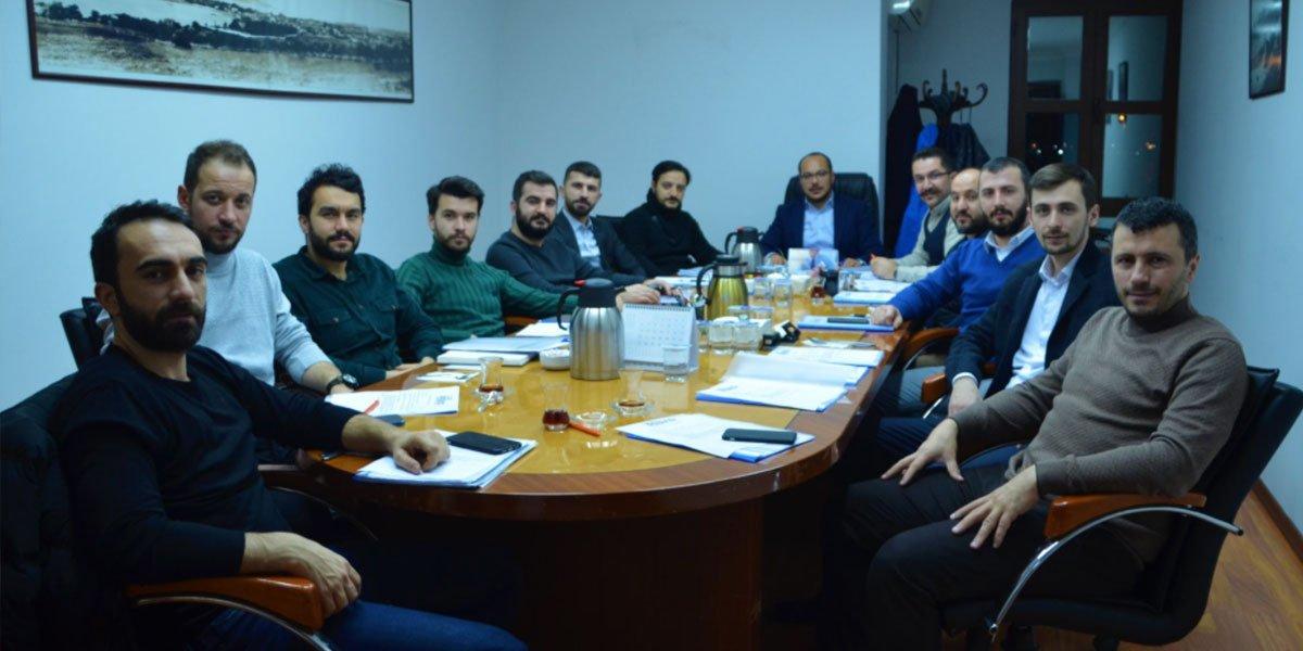 Haftalık Olağan Yönetim Kurulu Toplantı-0