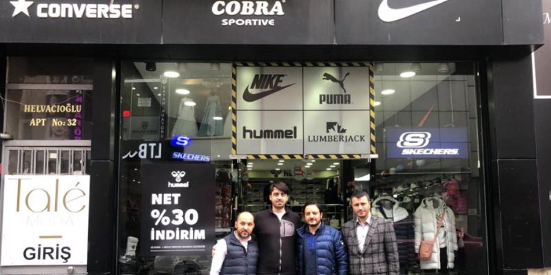 Üye Ziyaretimiz - Cobra Spor