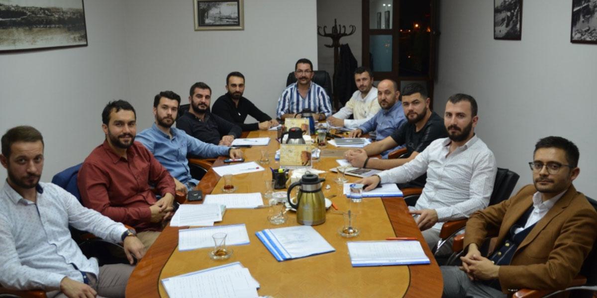 Yönetim Kurulu Toplantımız