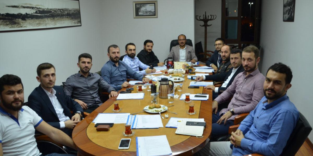 Haftalık Olağan Yönetim Kurulu Toplantısı