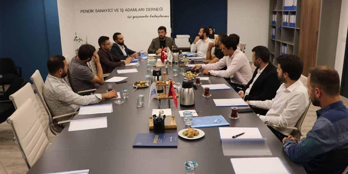 Yeni Sezonumuzun İlk Yönetim Kurulu Toplantısını Gerçekleştirdik.-0
